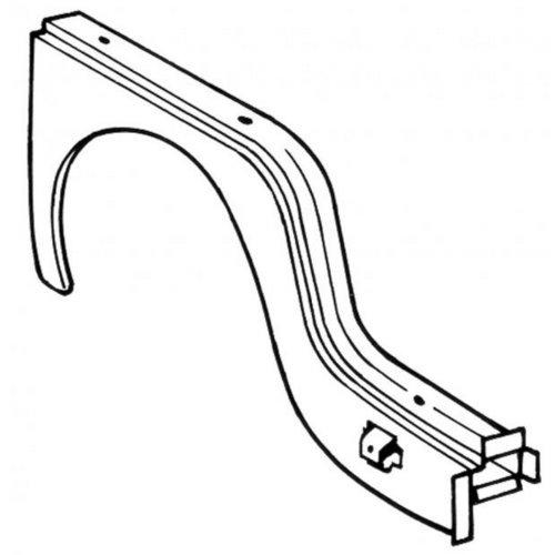 Arc d'aile avant droite Type2 10/62-07/67