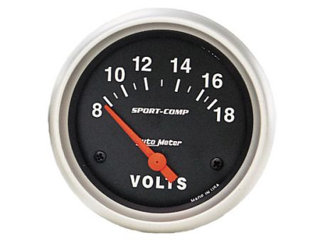 AUTOMETER VOLT 67MM