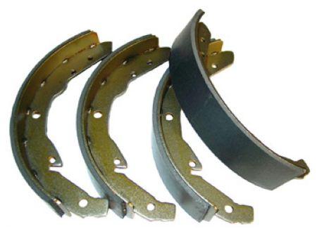 Mâchoires arrières Type2 8/63-7/70 (250x46mm)