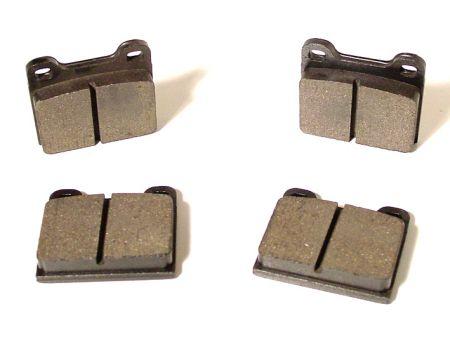 Plaquettes de frein Type3 71- & Type4 (62 x 56 x 15mm)