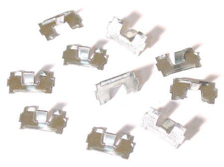 Clips pour baguette de marche-pied 18mm