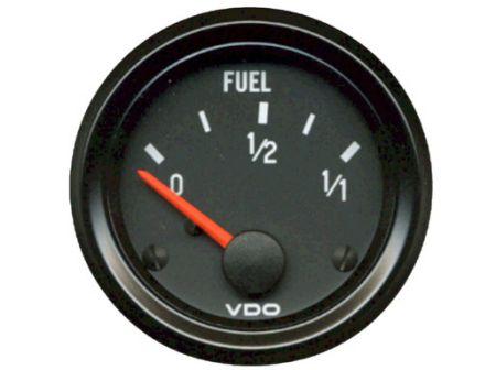 cadran niveau essence VDO  52mm