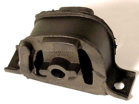 Caoutchouc suspension moteur