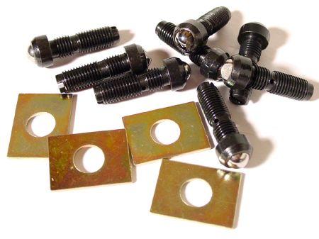 Set de 8 vis de réglage de culbuteurs à billes DIAM 8mm