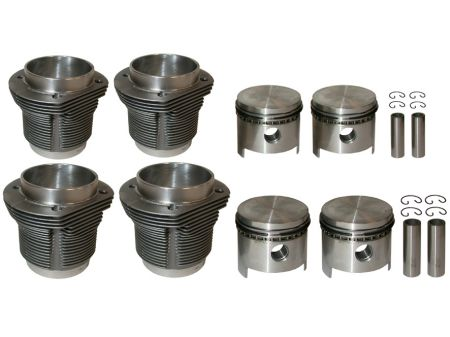 Kit piston & cylindre T4 1700cc - 90mm