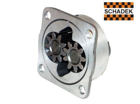 Pompe à huile standard, aluminium, Schadek  T1 08/69-07/71