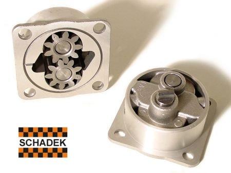 Pompe à huile standard, aluminium, SchadekT1 08/71-, CT/CZ