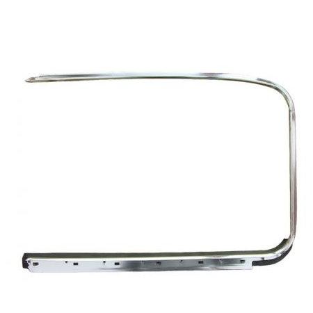 Lèche-vitre et chrome extérieur gauche  07/64 (Qualité allemande )