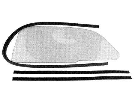 Kit une vitre de porte Type1 08/64 (paire)