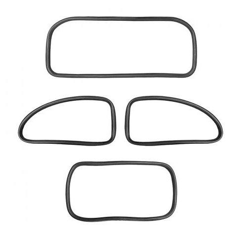 Kit joint de vitre (Qualité allemande) 08/7112/77 (4 pièces)
