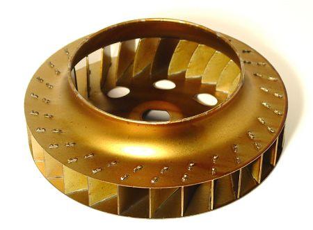 Hélice de ventilateur Type1   8/70- (pour moteur double admission)