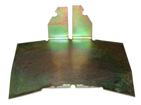 Tôles sous cylindres pour M8 (paire)