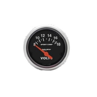 AUTOMETER VOLT 52MM