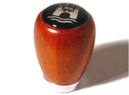 pommeau de levier de vitesse bois WOLFSBURG
