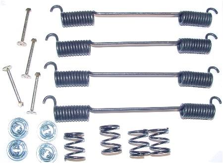 Kit fixation frein avant Type2 55-70