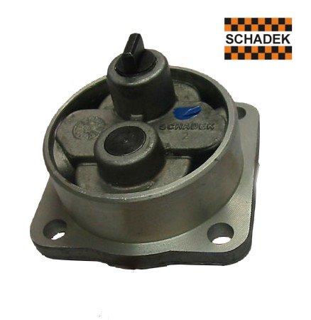 Pompe à huile standard, aluminium, Schadek  T1 08/67-07/69