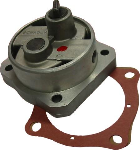 Pompe à huile gros débit, aluminium T1 08/60-07/67