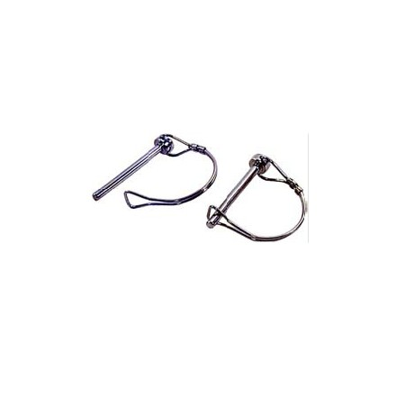Goupille de capot arrière (fixation rapide)