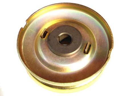 Poulie de dynamo 6 Volts (Diam 108mm)