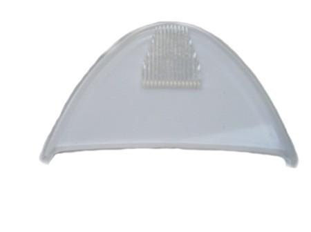 Lentille d'éclairage de plaque T1 10/527/57
