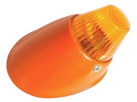 CLIGNOTANT OBUS D'AILE DROIT GLACE ORANGE (PREVOIR REF : 32020 P