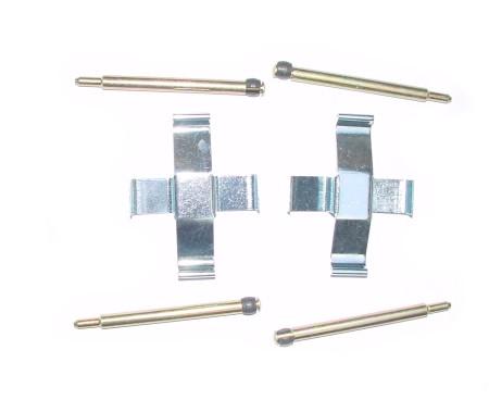 Kit de montage de plaquettes de frein Type2 72-87 (Ate)