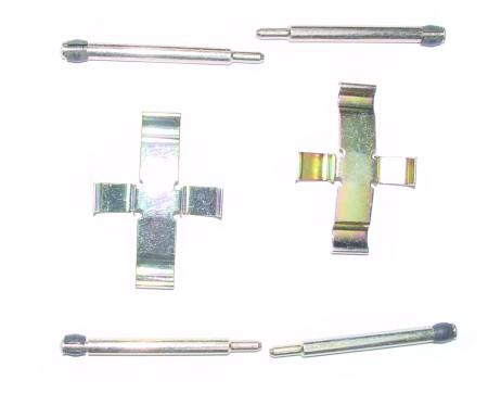 Kit de montage de plaquettes de frein Type 411