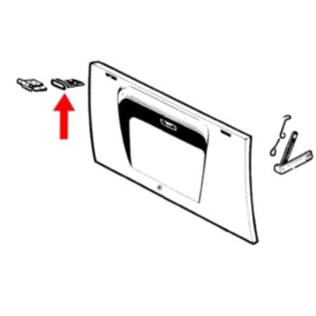 Joint de charnière de capot arrière