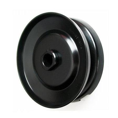 .Poulie 12V, alternateur/ dynamo noire qualité supérieure