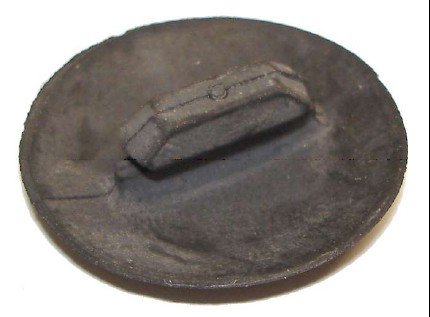 Bouchon de fond de longeron Type 1 68