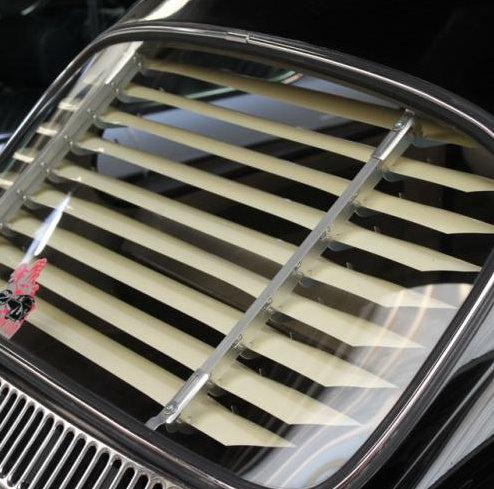 Jalousie vitre arrière Type 1 58-64