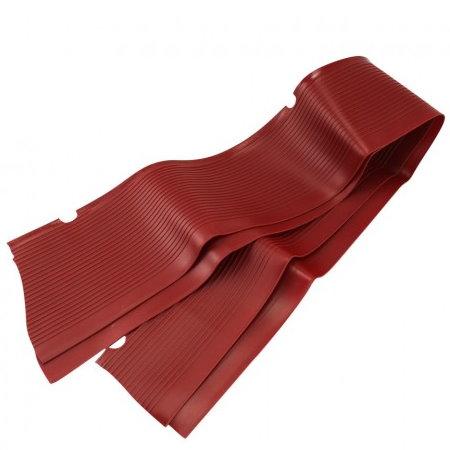 Tapis de marche-pied rubis rouge
