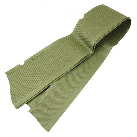 Tapis de marche-pied vert clair