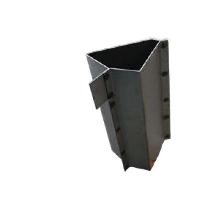 Pièce de réparation du montant inférieur gauche de porte