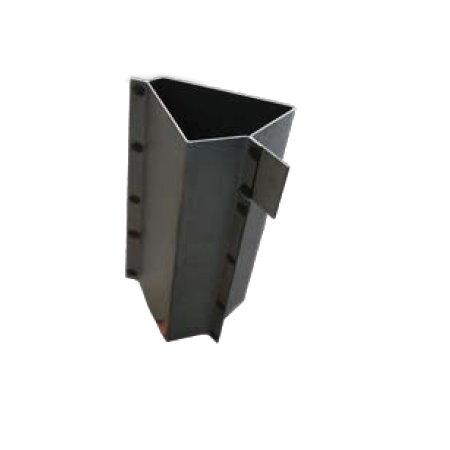 Pièce de réparation du montant inférieur droit de porte