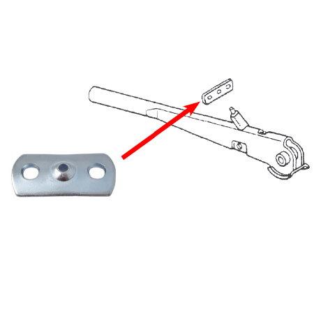 Patte d'équilibrage de réglage de frein à main T1 65-