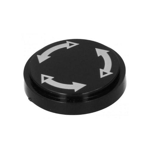 Capuchon pour bouton de ventilation
