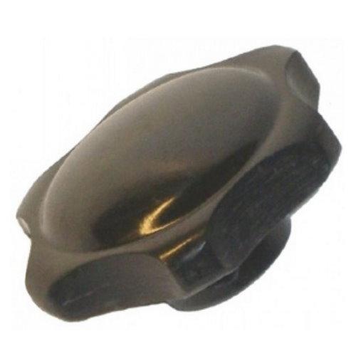 Bouton de commande de chauffage 52-7/64 noir