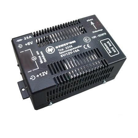 Transformateur 6V 12V  10A