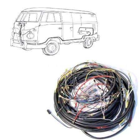 Faisceau électrique Type 2 1964