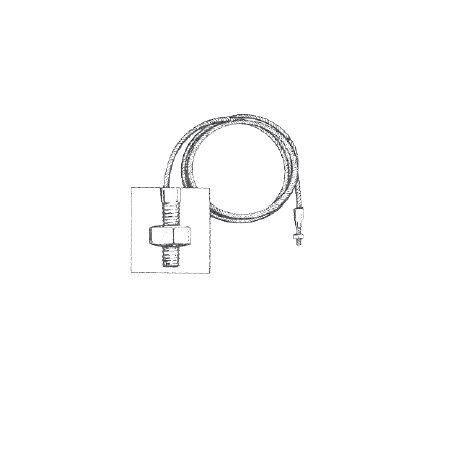 câble de tension arrière KG 68-74