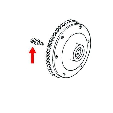 boulon de volant moteur T4 (1)