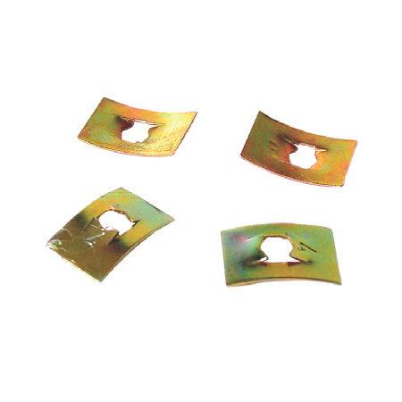 set de 4 clips d'emblème arrière T2
