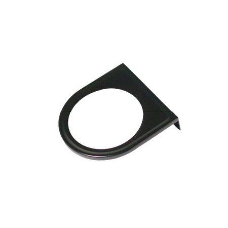 support de manomètre (diam 52mm) sous tableau de bord 1 trou noir VDO
