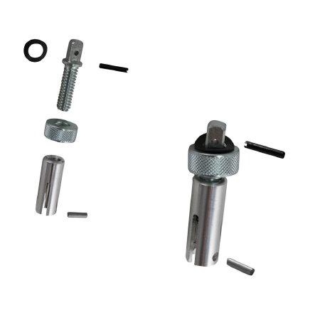 Mécanisme de réglage de chauffage Type1/2