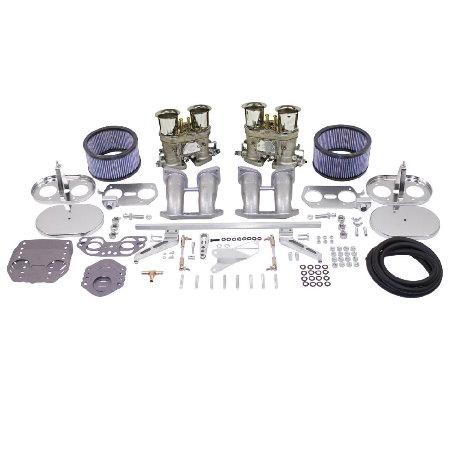 kit standard double carburateurs HPMX 44mm pour moteur T4
