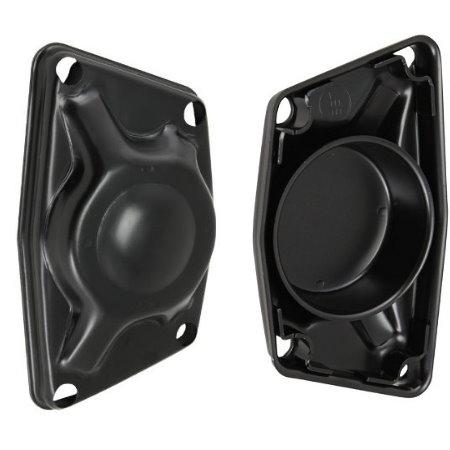 Set de 2 couvercles noir de barre de torsion arrière Type1 split -9/52