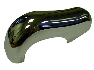 Butoir de pare-choc chromé (modèle européen)