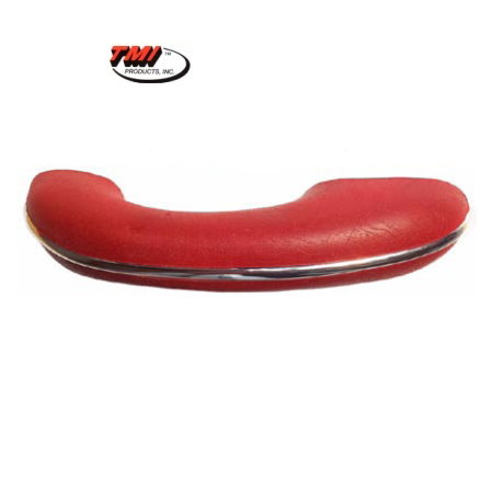 accoudoir rouge (red #17) gauche 55-67 TMI