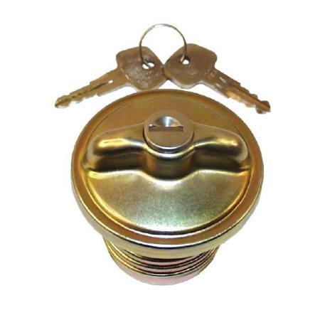 Bouchon d'essence avec clefs Fermeture à visser économique
